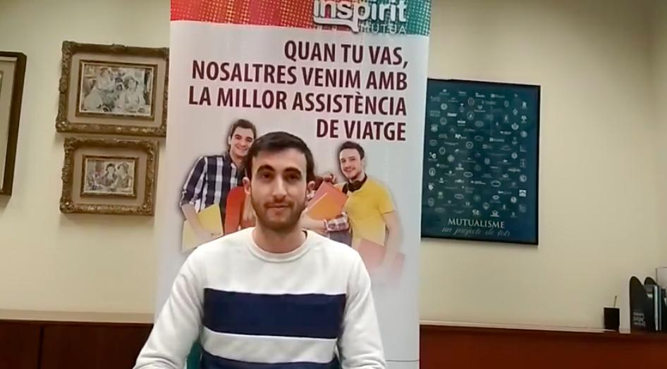 Entrevista Miquel Angel Sanso