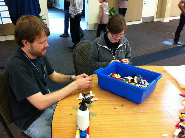 LEGO para ingenieros
